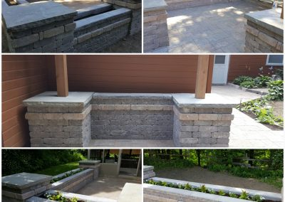 JRC custom hardscaping will give you creative yet functional features for your home