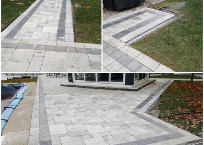 JRC's quality work means your new stonework will last the test of time and elements