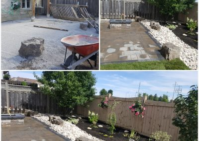 JRC landscaping can give you a custom back yard oasis