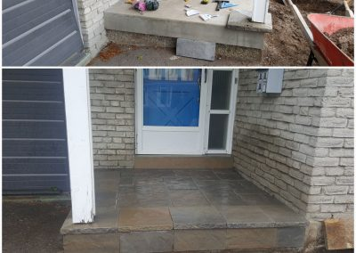 JRC transforms this entry with a porch overlay design