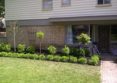 JRC Inc - New Garden Install