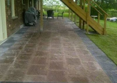 JRC Inc - New Underdeck Patio