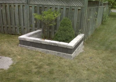 JRC Inc. Raised Stone Garden