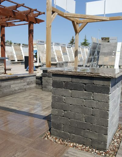 JRC Landscaping Creating Stone Patio and Feature Project Displays for Arnts The Landscape Supplier (66)
