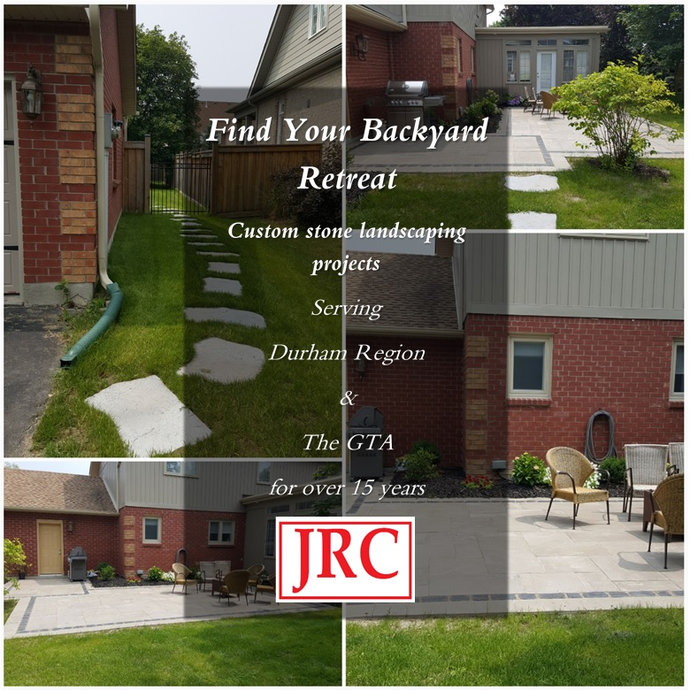 Find Your Backyard Retreat with JRC Landscaping