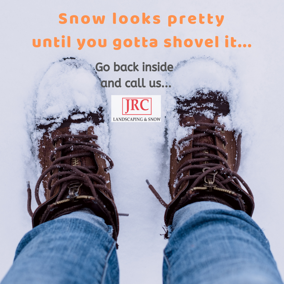 Residential and Commercial Snow removal Services by JRC