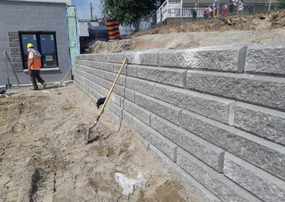 JRC UOIT Residence Retaining Wall Project August 2018 (11)