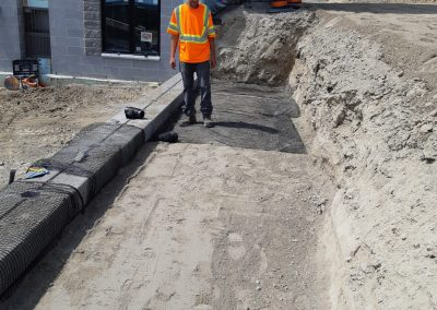 JRC UOIT Residence Retaining Wall Project August 2018 (7)